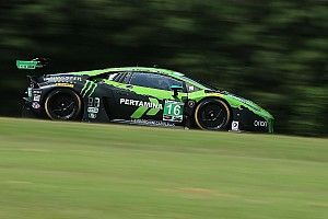 Antinucci to make Petit Le Mans debut in Lamborghini