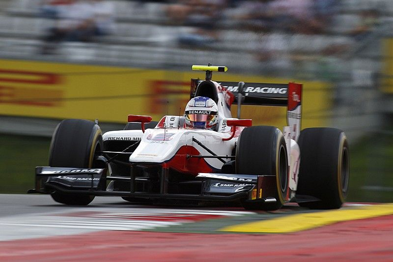 Sergey Sirotkin: Pole, penalty and pace struggles in Austria