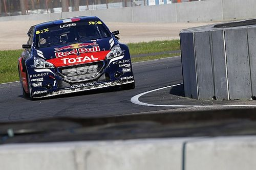 Latvia WRX: Loeb seals maiden World Rallycross win