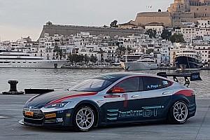 Circuitracen Nieuws Dit is de raceversie van de Tesla Model S