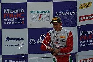 Juan Manuel Correa si aggiudica Gara 3 ad Imola