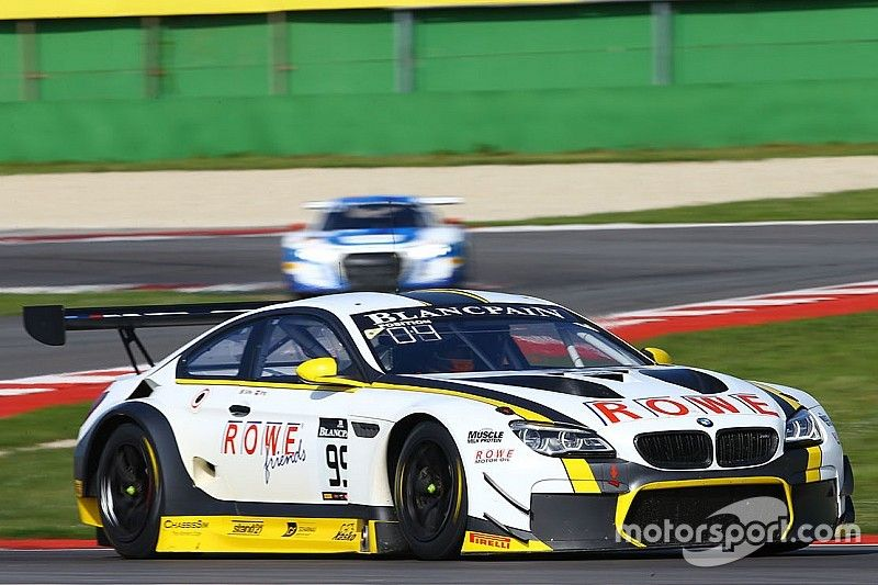 Rowe Racing out to bounce back at England's iconic Brands Hatch