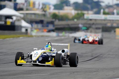 Samaia suporta pressão de Iorio e vence corrida 2 da F3