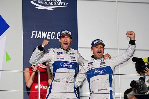 "Ford ""nailed it"" on way to Fuji win, says Priaulx"