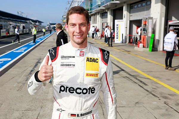 GT-Masters auf dem Nürburgring: Robert Renauer auf der Pole-Position