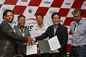 Malaysian academia and industry join forces to develop hybrid technology using a LMP3 car
