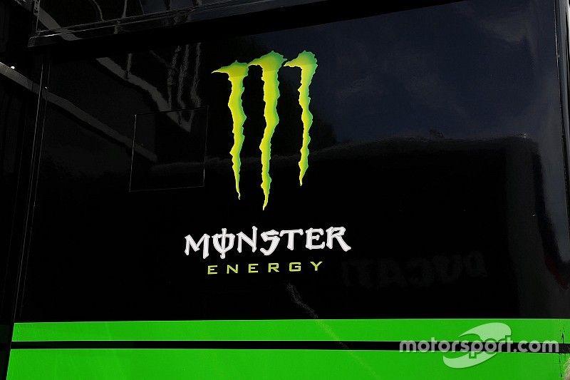 Титульным спонсором NASCAR может стать Monster Energy