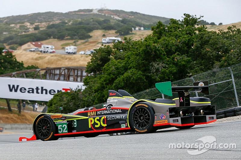 PR1 and Alex Job Racing master Monterey