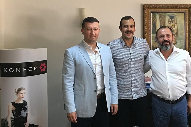 Ümit Erdim V1'de Konfor için yarışacak