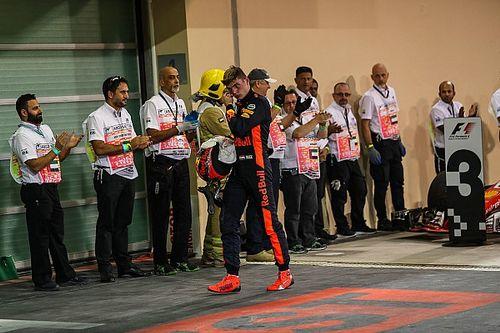Yarıştan sıkılan Verstappen: Yastık olsa muhtemelen uyuya kalırdım