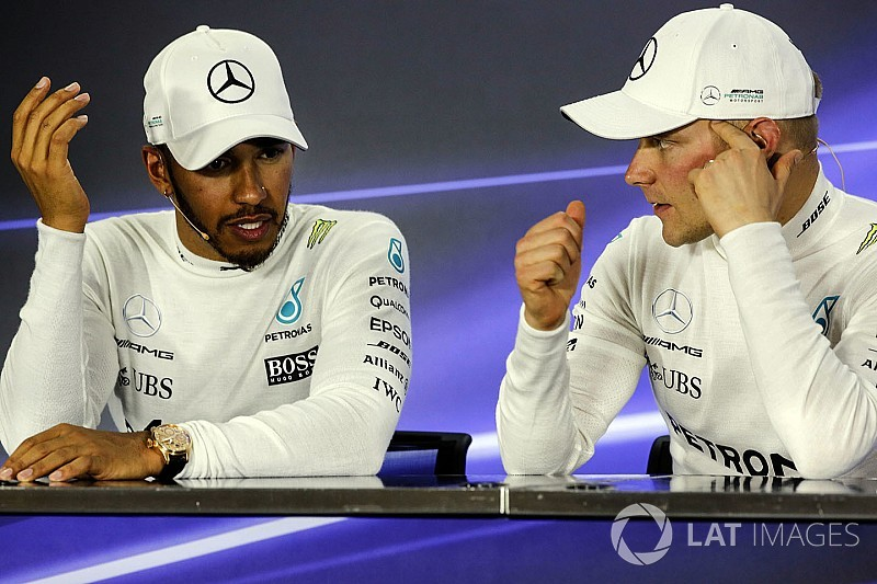"Mercedes needs intra-team ""disruption"" - Wolff"