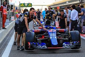 Forma-1 Motorsport.com hírek Február 25-én érkezik a 2018-as Toro Rosso-Honda