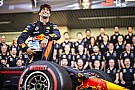 """Horner diz que Red Bull não esperará Ricciardo """"para sempre"""""""