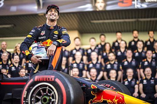 Röportaj: Ricciardo'nun gizemli hayatı