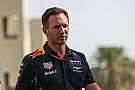 Formule 1 Horner: La décision de passer chez Honda a été