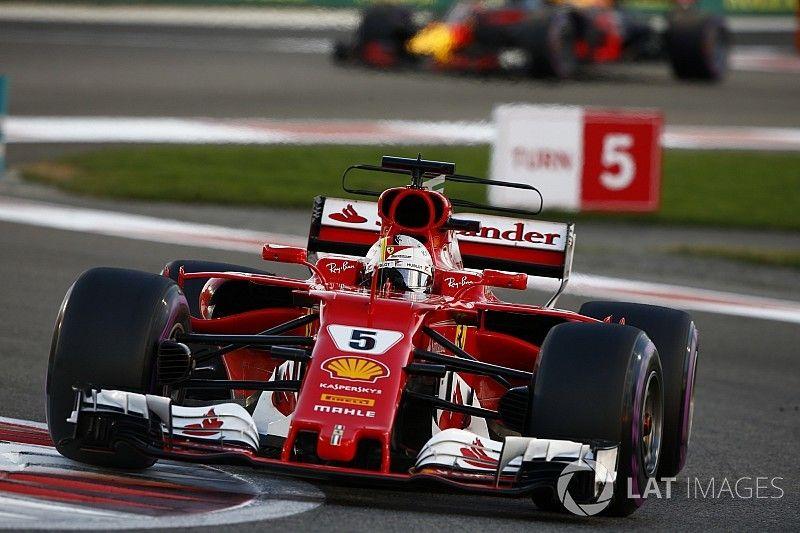"Vettel dice que la ""justa paliza"" de Abu Dhabi demuestra la superioridad de Mercedes"