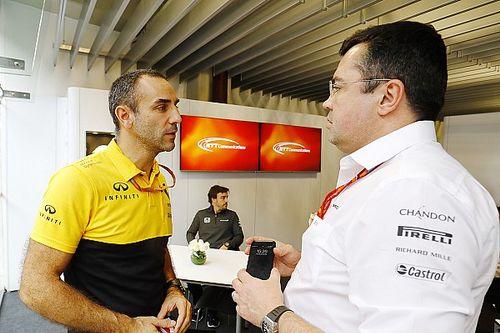 Neue McLaren-Partnerschaft: Renault befürchtet Zerreißprobe