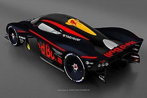 Red Bull: F1'le şartlar uymazsa 2021'de Le Mans'a geçebiliriz