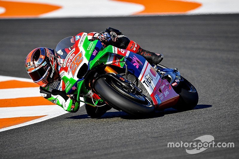 "Redding and Lowes Aprilia woes ""million dollar question"""