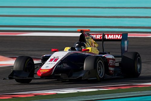 Na zoon Alesi blijft ook Tveter GP3-team van Trident trouw
