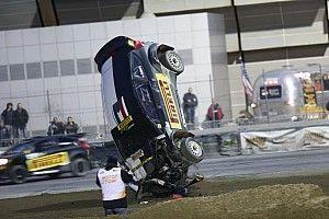 Fotogallery Motor Show: Solberg capotta ancora, ma ha grinta da vendere!