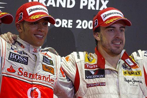 """Pilotos activos que han conseguido un """"Hat Trick"""" en F1"""