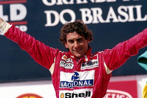 Senna megszerzi a McLaren 100. győzelmét, Berger és Andretti hatalmasat bukik
