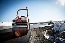 Kymi-Ring in Finnland: Erste Asphaltabschnitte gelegt