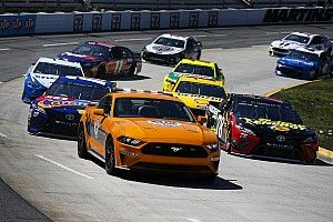 Mustang's global popularity fueled Ford's change in NASCAR Cup Series