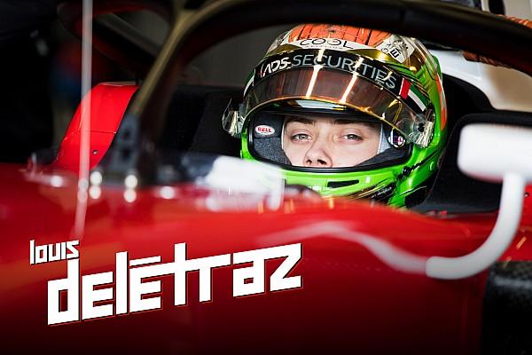 Chronique Delétraz - Sous l'œil de Ferrari en 2018
