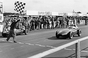 El último gran premio ganado por dos pilotos compartiendo coche