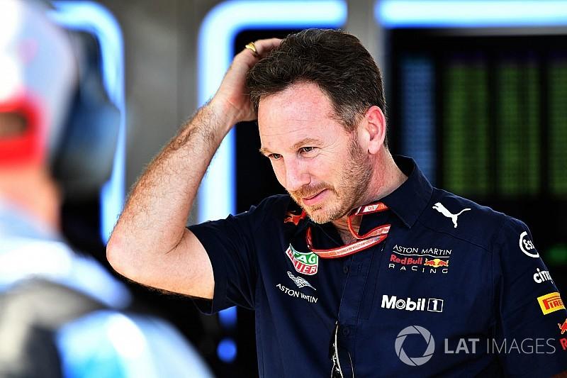 """Horner protesta: """"La punizione data a Ricciardo è sproporzionata"""""""