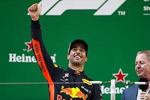 Fórmula 1 Noticias Ricciardo deberá decidir hasta  agosto si se queda, dice Red Bull