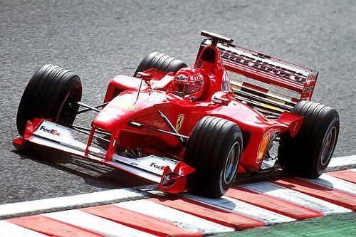 Így nézhetnének ki a Ferrari legendás sisakjai 2020-ban: Schumacher, Lauda, Villeneuve…