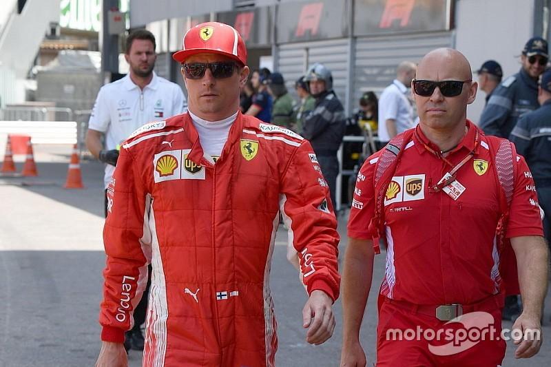 Toyota'nın patronu, Raikkonen'in Ferrari'de devam etmesini bekliyor