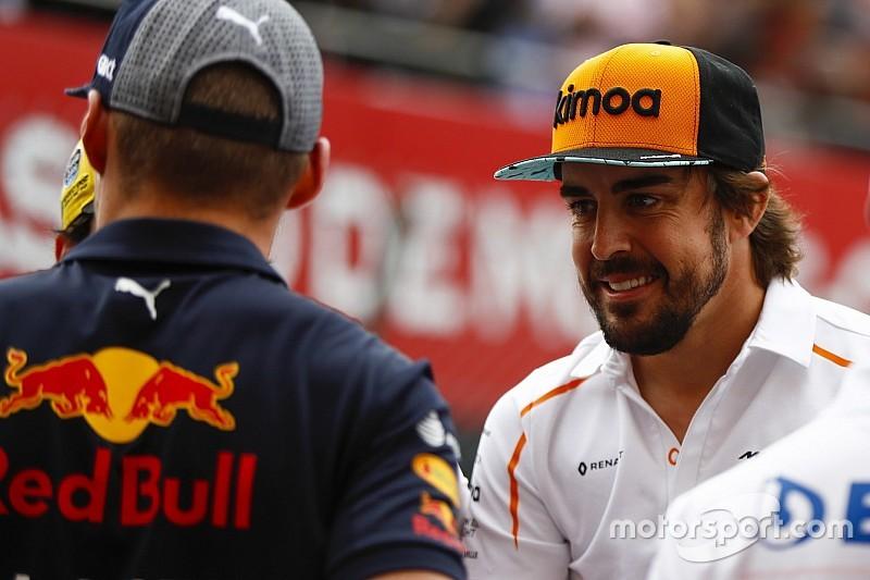 """Alonso-Red Bull non s'ha da fare: """"Con Honda è impossibile"""""""