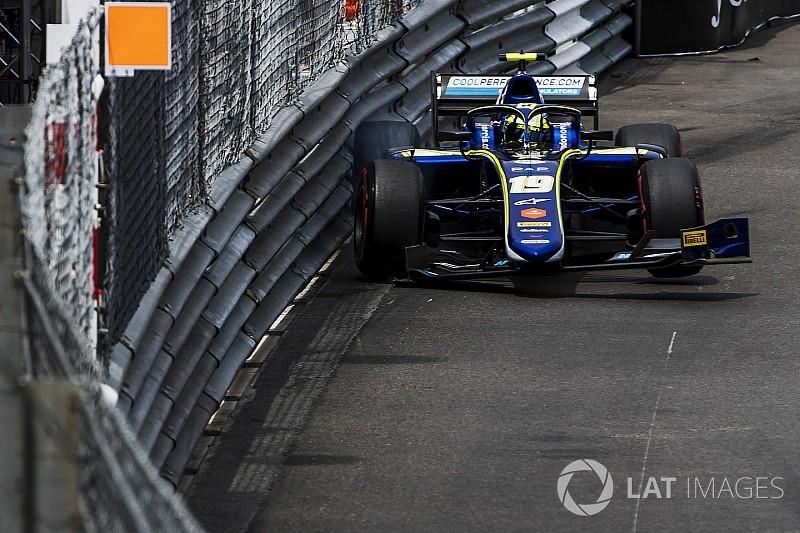 """فورمولا 2: لاندو نوريس يخشى أن """"تقضي"""" حادثة التصفيات على سباقه في موناكو"""