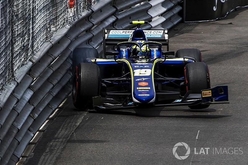Norris pas fier après deux accidents à Monaco