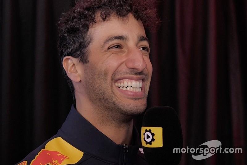 Vragenvuur: 23 lastige stellingen voor Daniel Ricciardo