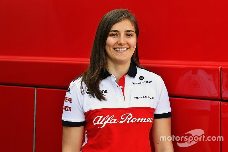 Tatiana Calderon: Minden nap azért kelek fel, hogy F1-es pilótává váljak