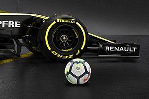 La Renault avvia una partnership con LaLiga spagnola di calcio