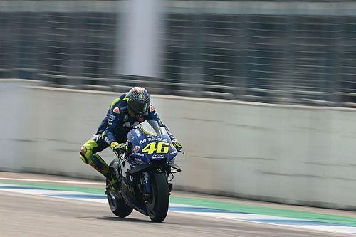 """Rossi: """"El problema es que no sé qué esperar cuando me subo a la moto"""""""