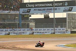 Cinco cosas que nos dejó el test de Tailandia