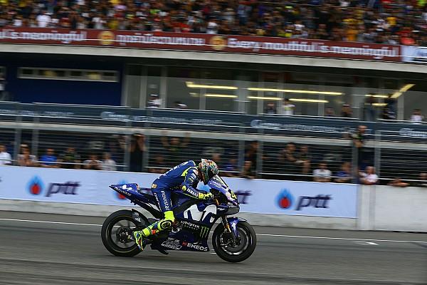 MotoGP Diaporama Les 20 plus belles photos des essais de Buriram