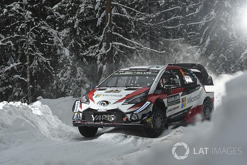Sweden WRC: Tanak leads after Super Special opener