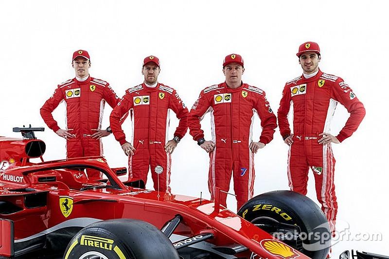 Vettel, Kvyat ve Giovinazzi'nin gidişinin Ferrari'yi olumsuz etkileyeceğini düşünmüyor