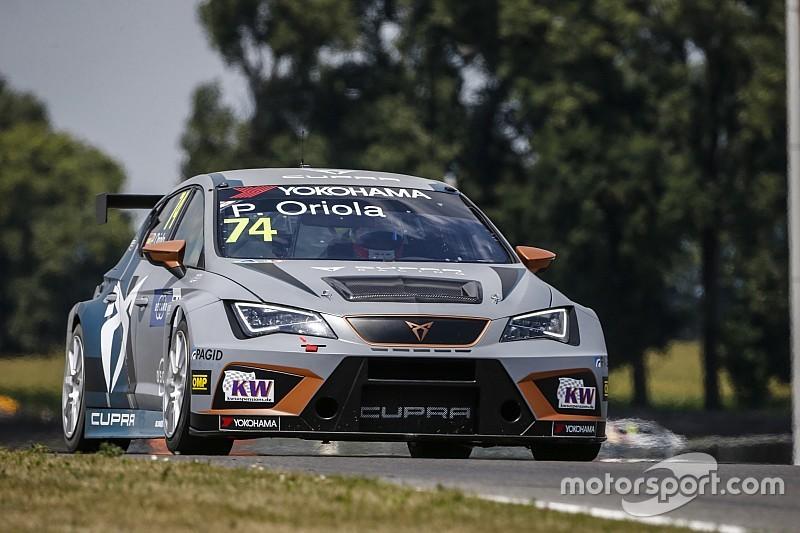 Slovakya WTCR: Oriola ilk yarışı kazandı