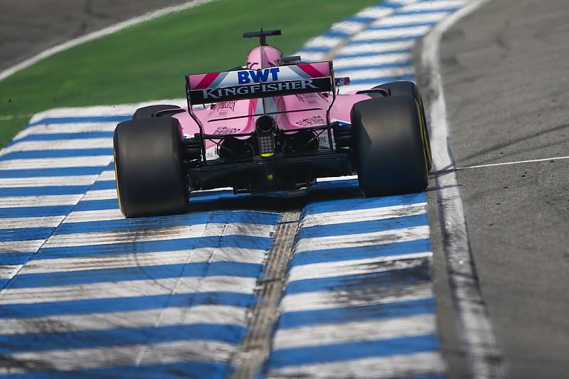 Wechsel zu Sauber? Sergio Perez zeigt sich interessiert