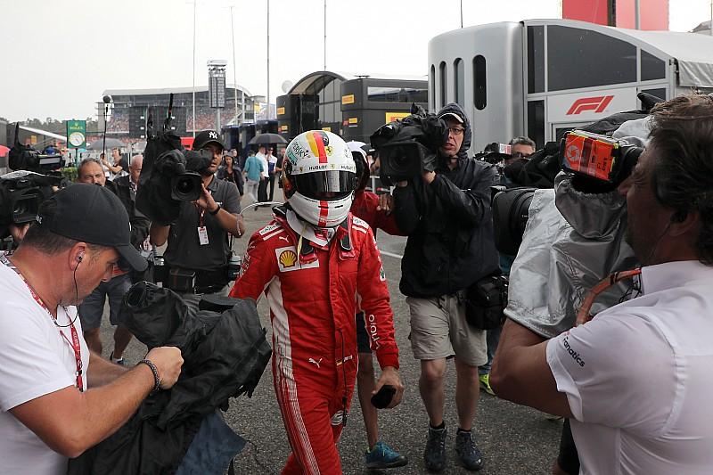 Gyűlnek a súlyos hibák Vettel neve mellett