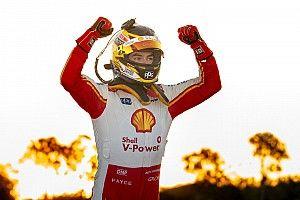 Маклафлин выиграл первую гонку Supercars в Ипсвиче